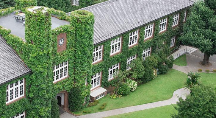池袋キャンパスの施設