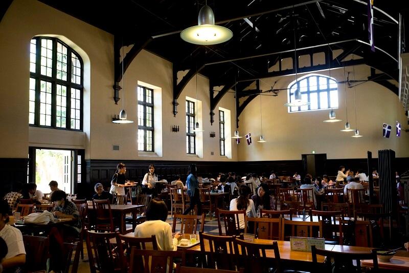 第一食堂 | 立教大学